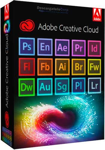 Adobe Creative Cloud v5.4.3  Crack