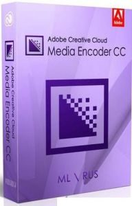 Adobe Media Encoder 2018 Crack