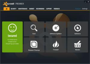 Avast Premier 2018 License Key