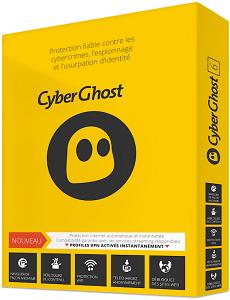 CyberGhost VPN 6.5.1.3377 Crack