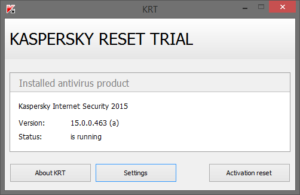 Kaspersky Reset Trial 5 1 0 41 Final Version Free Download