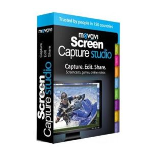 Movavi Screen Capture Studio 9.4.0 Crack