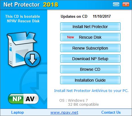 NPAV 2018 Crack