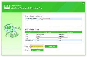 windows password recovery tool ultimate crack