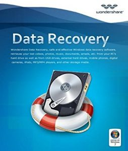 Wondershare Data Recovery 6.6 Crack
