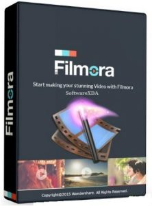 Wondershare Filmora 8.5.3.0 Crack