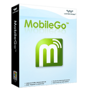 Wondershare MobileGo 8.5.0 Crack