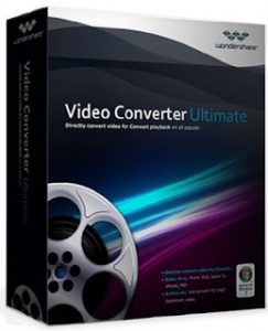 Wondershare Video Converter 10.2.3 Crack