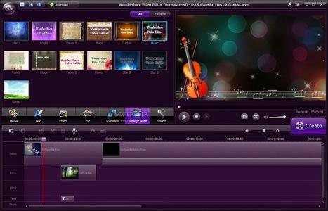 Wondershare Video Editor 5.1.3 Crack