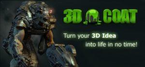 3D Coat v4.8.10 Crack