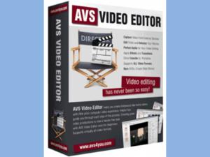 AVS Video Editor 8.0.2.302 Crack