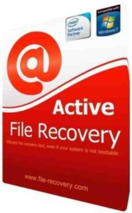 Active File Recovery 15.0.7 Keygen Crack