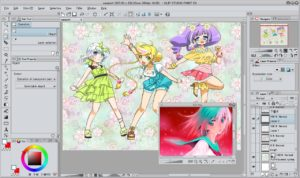 Clip Studio Paint EX 1.7.3 Crack