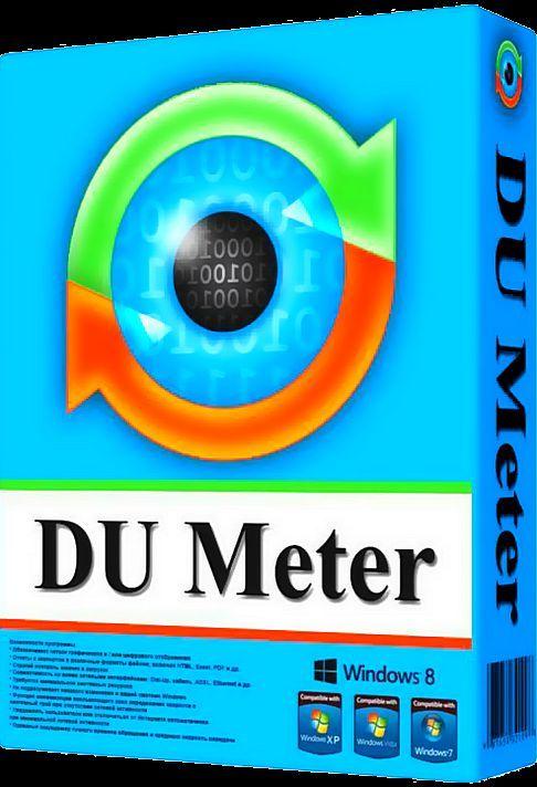 DU Meter 7.22 Crack