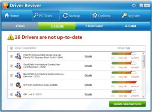 Driver Reviver 5.25.9.12 Crack
