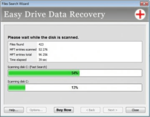 Easy Drive Data Recovery 3.0 Crack