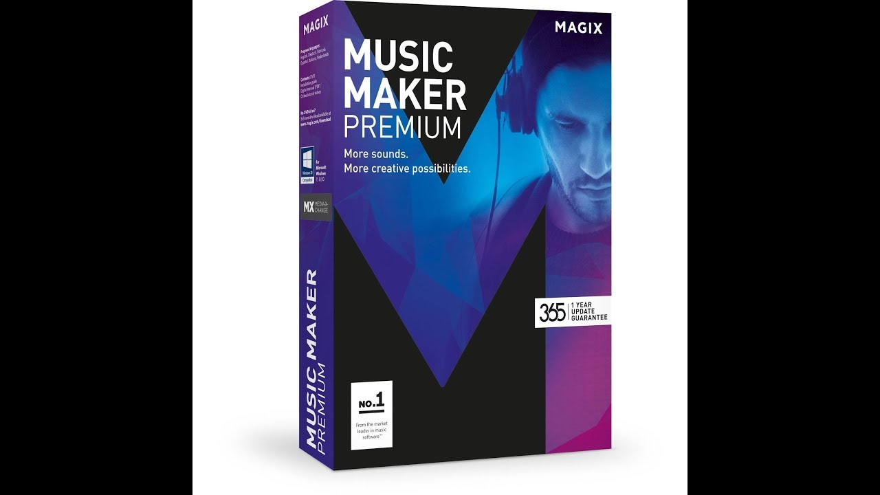 magix music maker serial number 2019