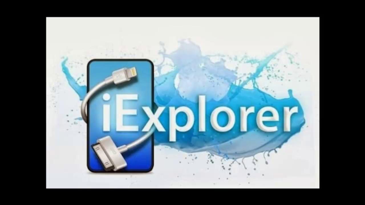 iExplorer 4 1 8  Crack + Registration Code Free Download Full
