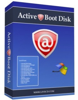 Active Boot Disk 12.0.3 Crack