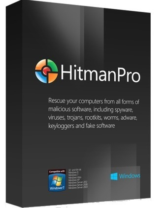 HitmanPro 3.8.0 Crack