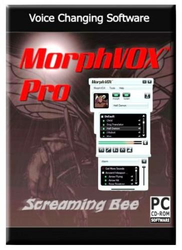 MorphVOX Pro 4.4.71 Crack