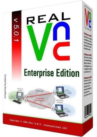 RealVNC Enterprise 6.2.0 Crack