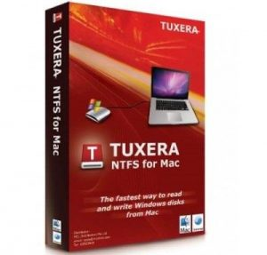Tuxera NTFS 2018 Crack