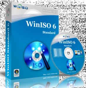 WinISO 6.4.1.5976 Crack