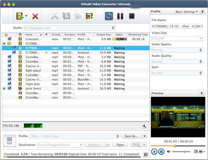 Xilisoft Video Converter Ultimate 7.8 Crack