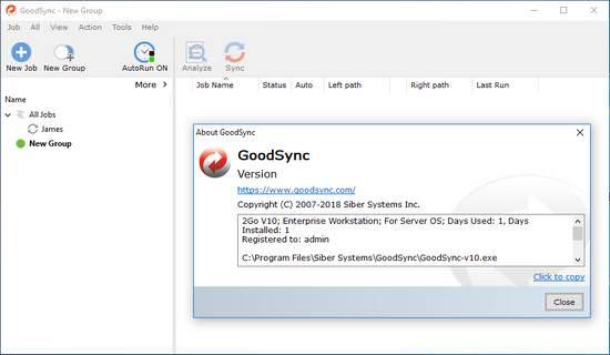 GoodSync 10 9 2 2 Crack + Serial Key Full Version Download