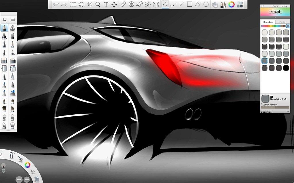 Sketchbook Pro 8.6.1 Keygen