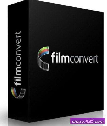 FilmConvert 2.39 Crack