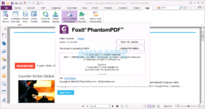 Foxit Phantompdf 9.6.0 Standard Crack